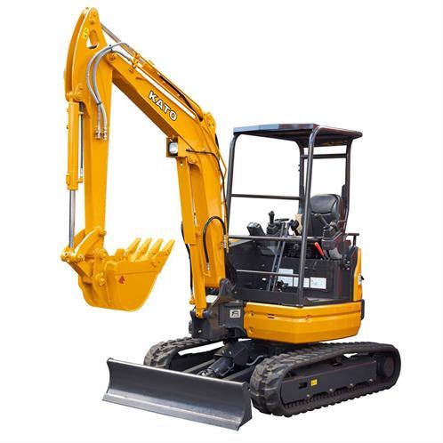 3.0 Ton HD30V5 KATO Mini Excavator