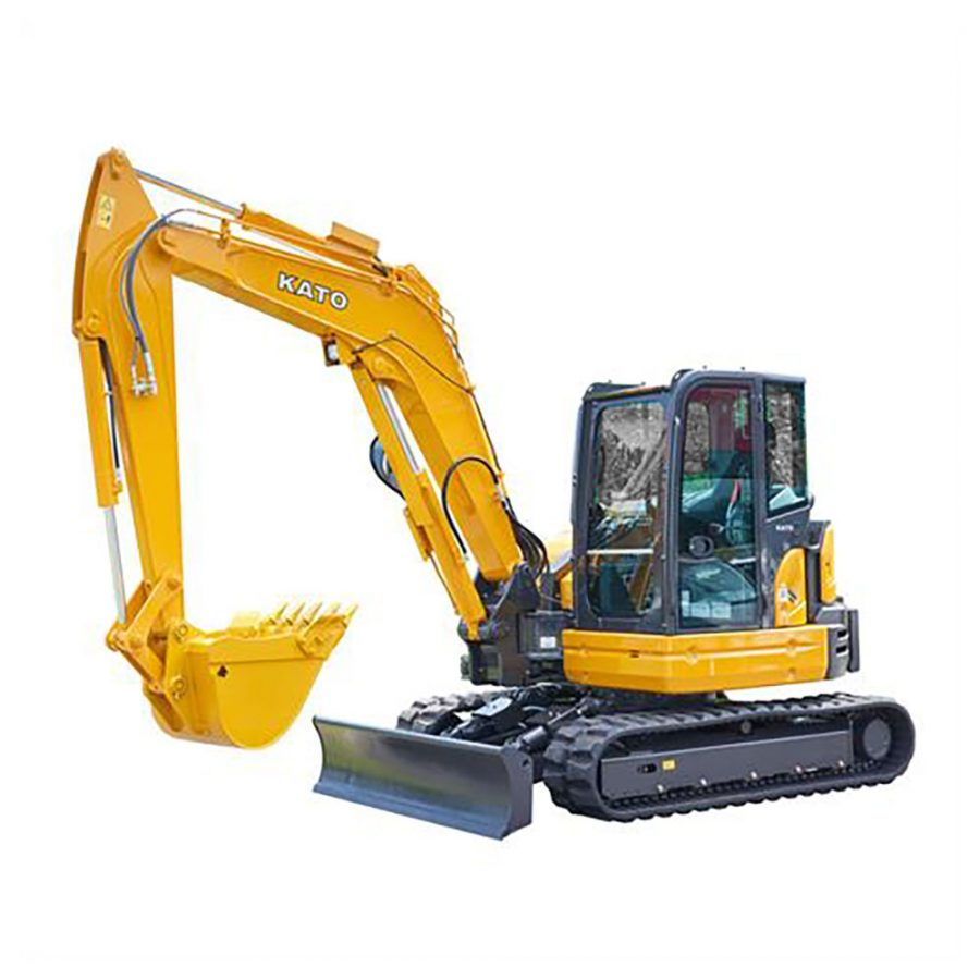 8.5 Ton HD85V5 KATO Mini Excavator