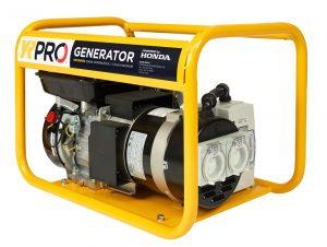 2.5 kva Honda Powered YR Pro Series Portable Generator