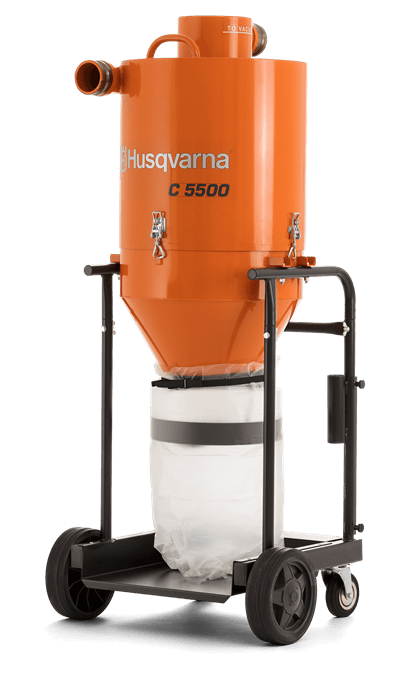 C 5500 Dust Collector