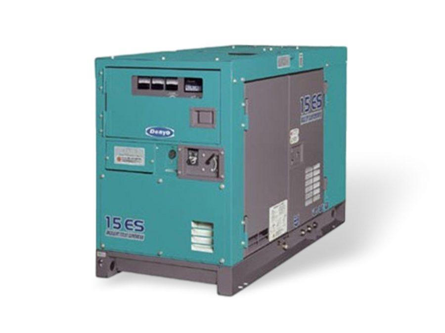 DCA15 Silenced Diesel Generator
