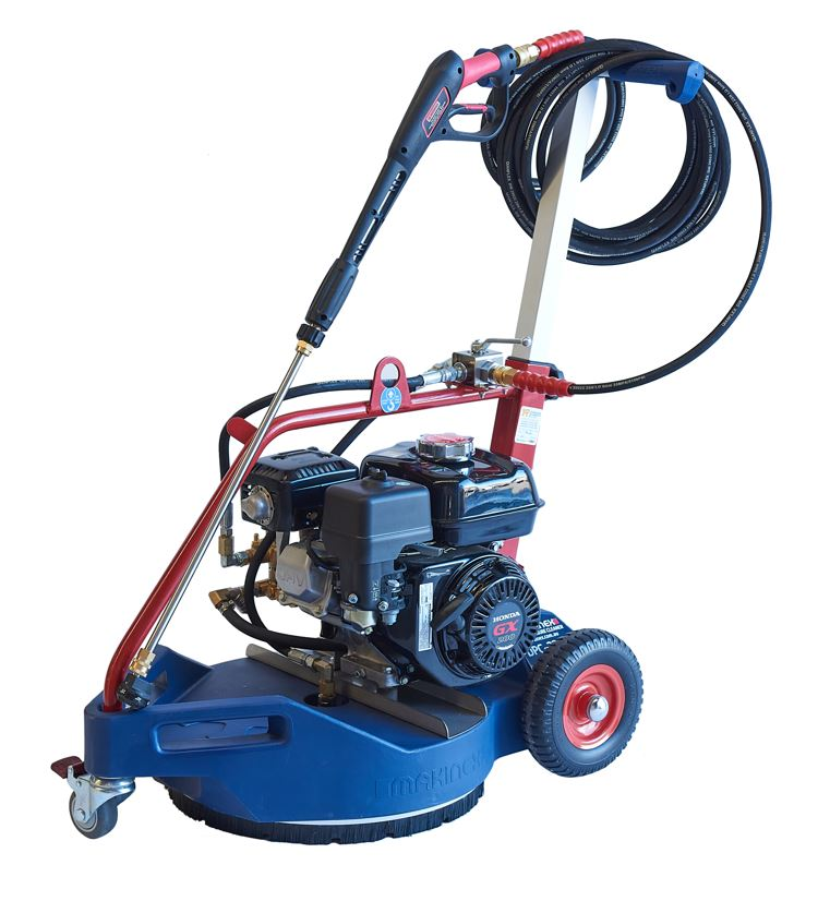Makinex DPC2200 Dual Pressure Cleaner