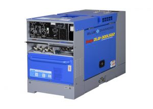 Welder/Generator Silenced Diesel – 200 amp