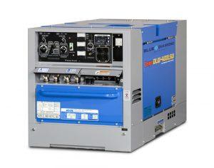 Welder/Generator Silenced Diesel – 400 amp