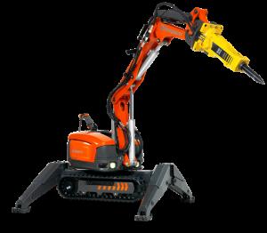 DXR270 Demolition Robot
