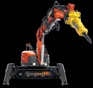 DXR310 Demolition Robot