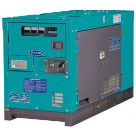 DCA25 Silenced Diesel Generator