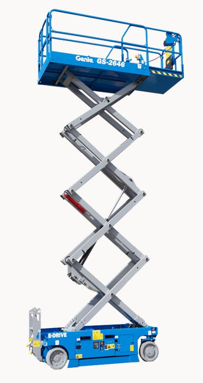 Genie GS-2646 Electric Scissor Lift