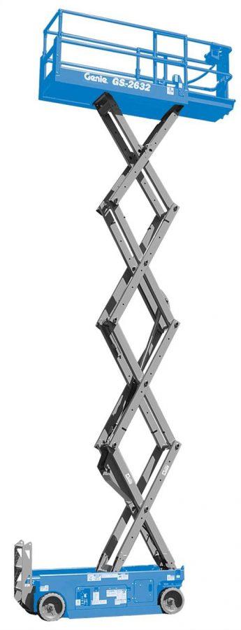 Genie GS-2632 Electric Scissor Lift