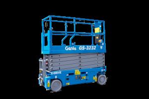 Genie GS-3232 Electric Scissor Lift