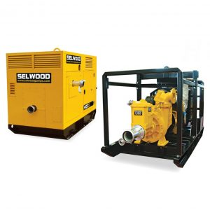 Selwood Well Pointing WP Pump