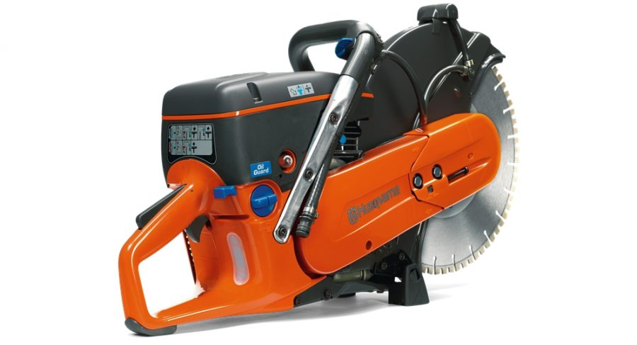 K770.14 Power Cutter with Oil Guard