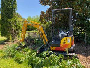 KATO Excavator Demonstrator Units a Big Hit