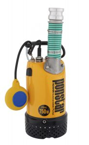 2″ Electric Submersible Pump with optional Float Switch