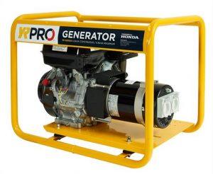 5 kva Honda Powered YR Pro Series Portable Generator