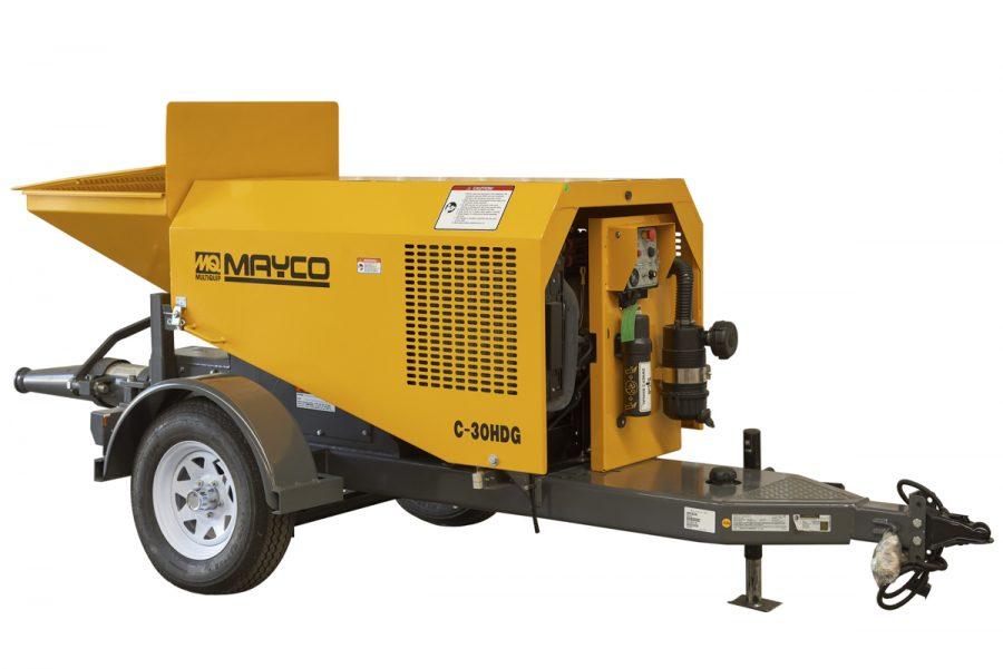 Mayco Small Line Concrete Pump