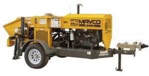 Mayco Mid-range Concrete Pump