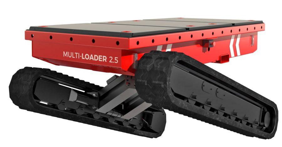 MULTI-LOADER Tracked Platform Loader 2.5
