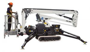 PB18.90 Spider lift