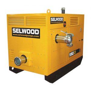 Selwood Solids Handling 'S' Range Pumps