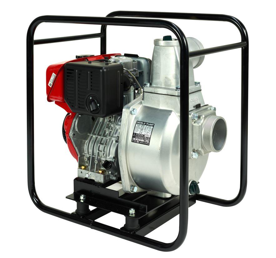 4″ Clean Water Pump Diesel