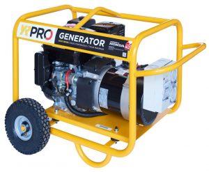 7.0 kva Honda Powered YR Pro Series Portable Generator