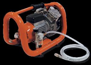 VP200 Vacuum Pump & Tank