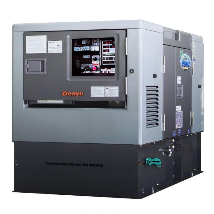 DCA25MZ Diesel Silenced Generator