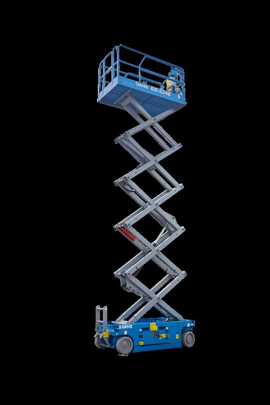 Genie GS-3246 Electric Scissor Lift