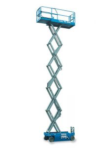 Genie GS-2046 Electric Scissor Lift