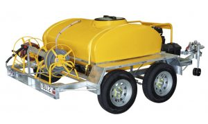 Petrol Powered 2600 psi Water Blaster