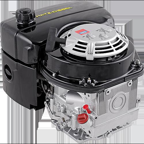 1B30V – Single Cylinder Engine