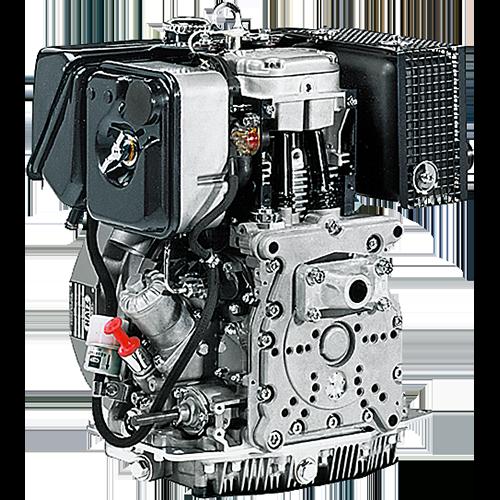 1D50 – Single Cylinder Engine