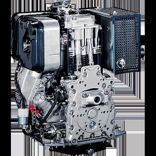 1D90 – Single Cylinder Engine