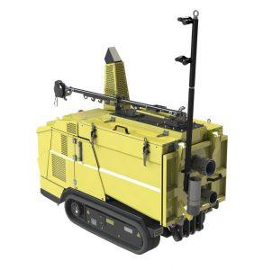 AIR-VAC Track Vacuum Excavator