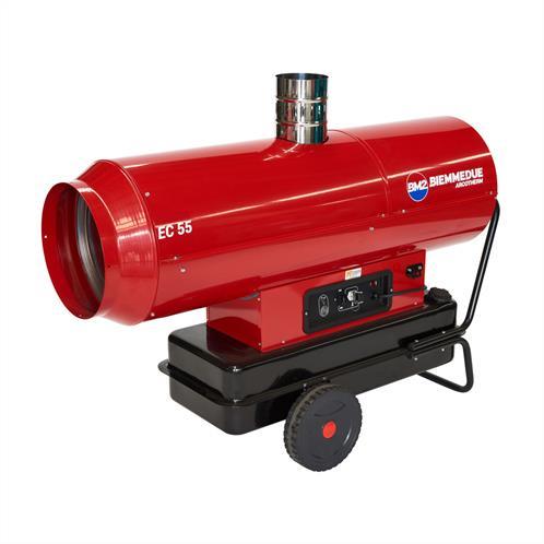 EC55 Indirect Diesel Space Heater