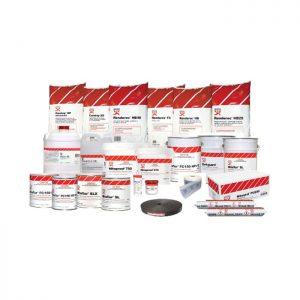 FOSROC Waterproofing Products