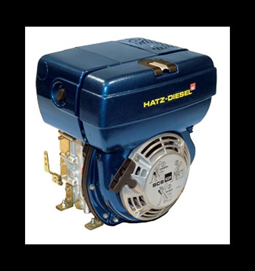 Hatz 1B20,1B30 Single Cylinder