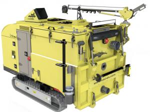T-VAC Track Vacuum Excavator