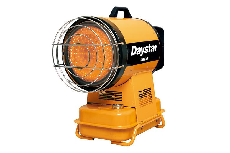 Daystar PH1 Diesel Fueled Infra-Red Heater