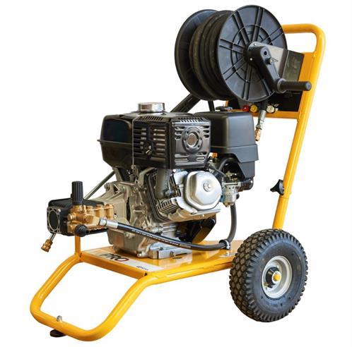 Petrol Powered 3700 psi Water blaster