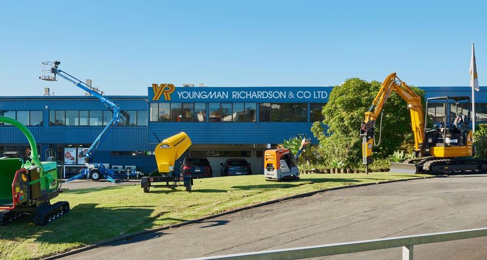 Photo of YRCO Auckland head office