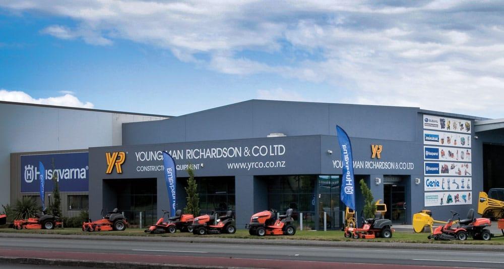 Photo of YRCO Christchurch branch