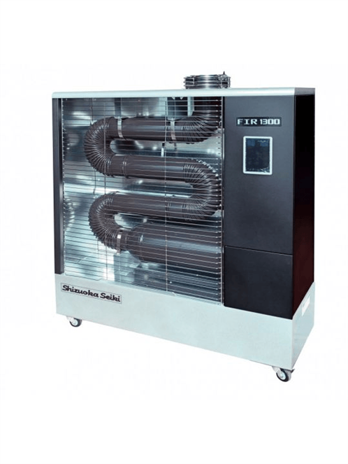 VAL6 FIR1300.FC Diesel Fueled Infra-Red Heater